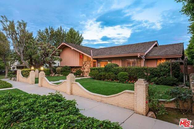 "It was America's collective childhood home throughout the 1970s. In 2018, the ""Brady Bunch"" house was sold to HGTV. Photo: The MLS 