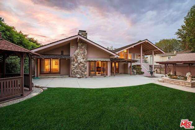 """It was America's collective childhood home throughout the 1970s. Now the """"Brady Bunch"""" house is up for sale in Studio City, CA, for $1.885M. Photo: The MLS 