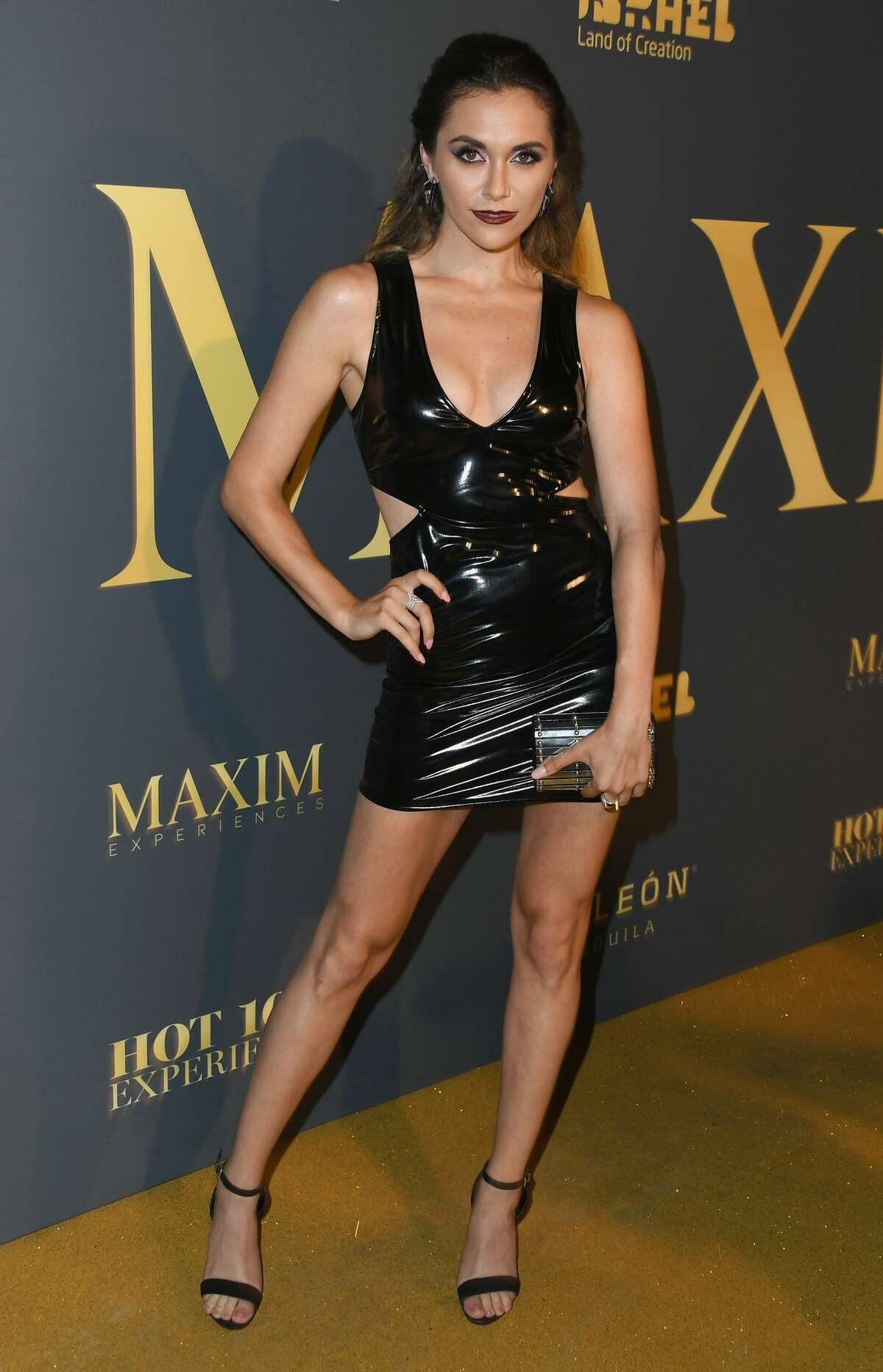 Alyson Stoner at The Maxim Hot 100 Experience at Hollywood Palladium on July 21, 2018 in Los Angeles, California.