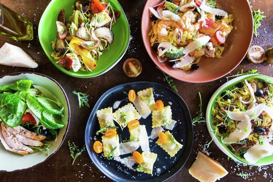 Mona Fresh Italian Food is a new build-your-own pasta restaurant at 19355 Katy Freeway, Katy, from chef Sidney Degaine. Photo: Becca Wright