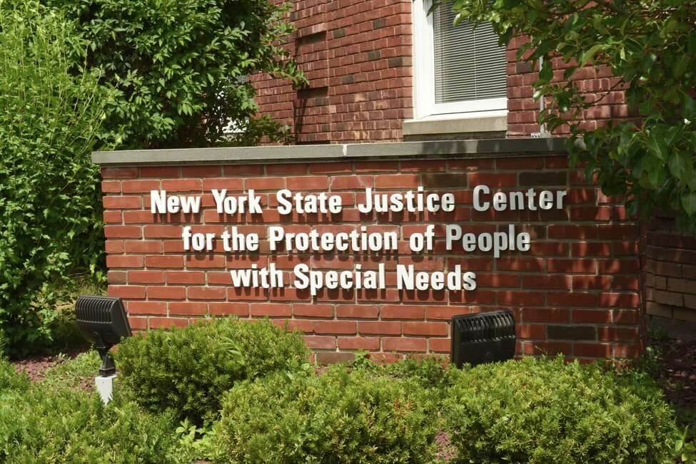 Exterior of the New York State Justice Center for the Protection of People with Special Needs on Monday, July 23, 2018 in Bethlehem, N.Y. (Lori Van Buren/Times Union)