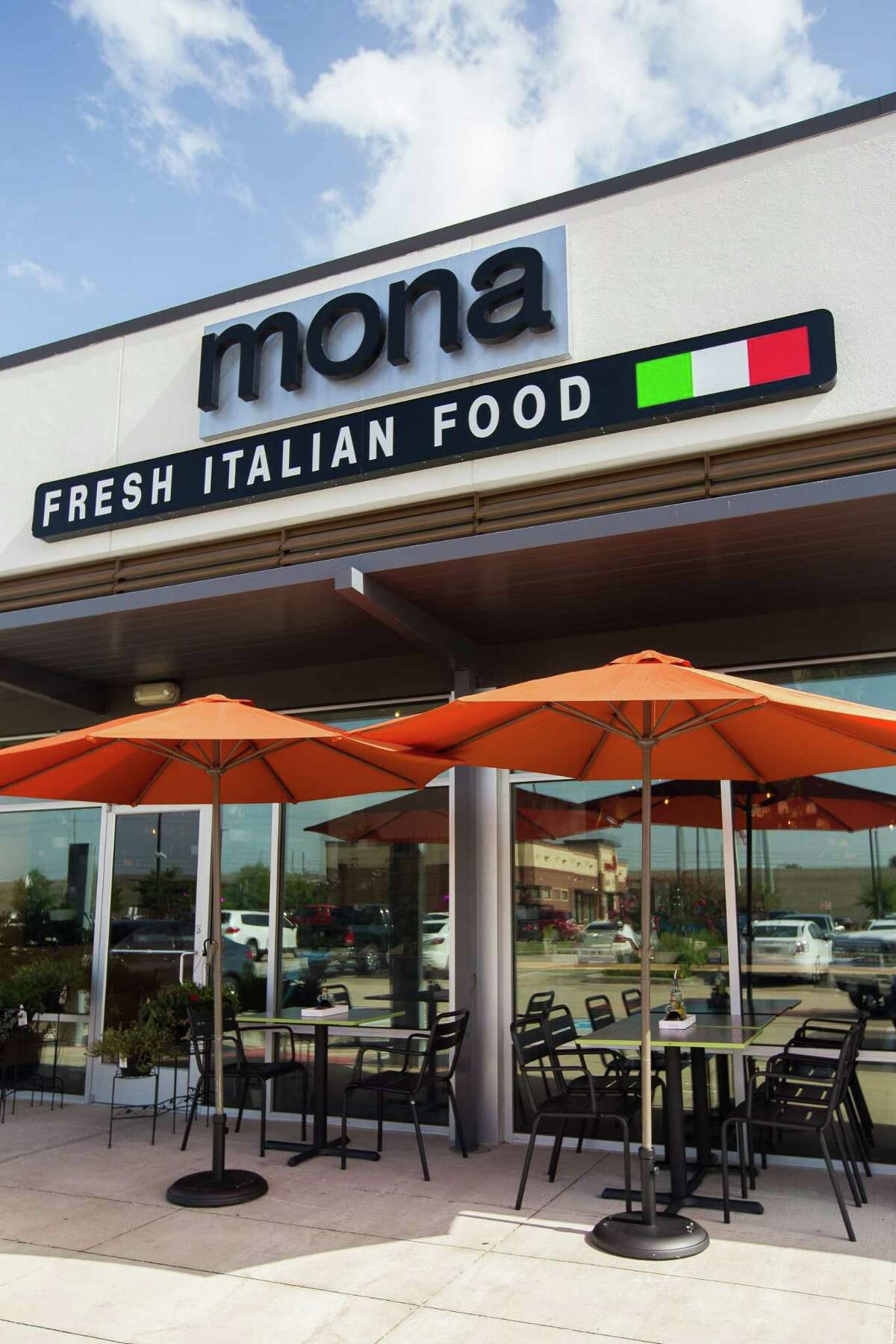 Mona Fresh Italian Food is a new build-your-own pasta restaurant at 19355 Katy Freeway, Katy, from chef Sidney Degaine.