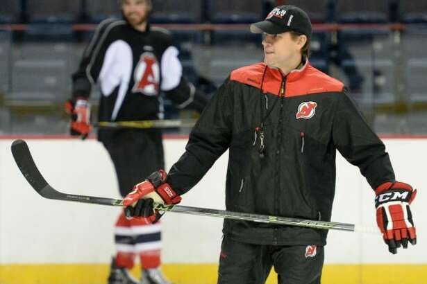 Rick Kowalsky, head coach for the Albany Devils during their seven-year existence, has been promoted to assistant coach of the New Jersey Devils. (John Carl D'Annibale / Times Union)