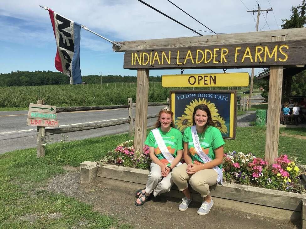 Were you Seen at the Mohawk Hudson Land Conservancy's Summer Festival and Helderberg Hike-a-thon on Saturday, July 21, 2018  at Indian Ladder Farms in Altamont?