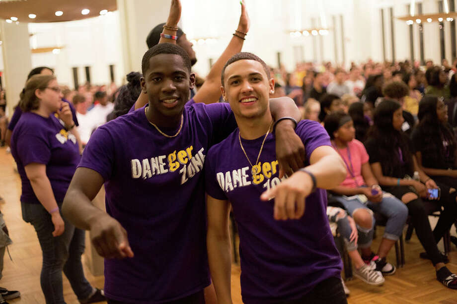 Were you Seen at the University at Albany's summer orientation sessions for new students from Monday, June 25 to Monday, July 23, 2018?