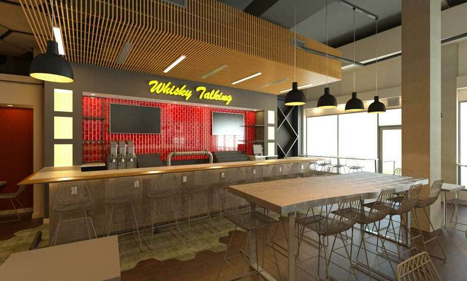 Renderings Of The New Pizza And Dessert Pie Shop Whisky Rose That Is Going  To Open