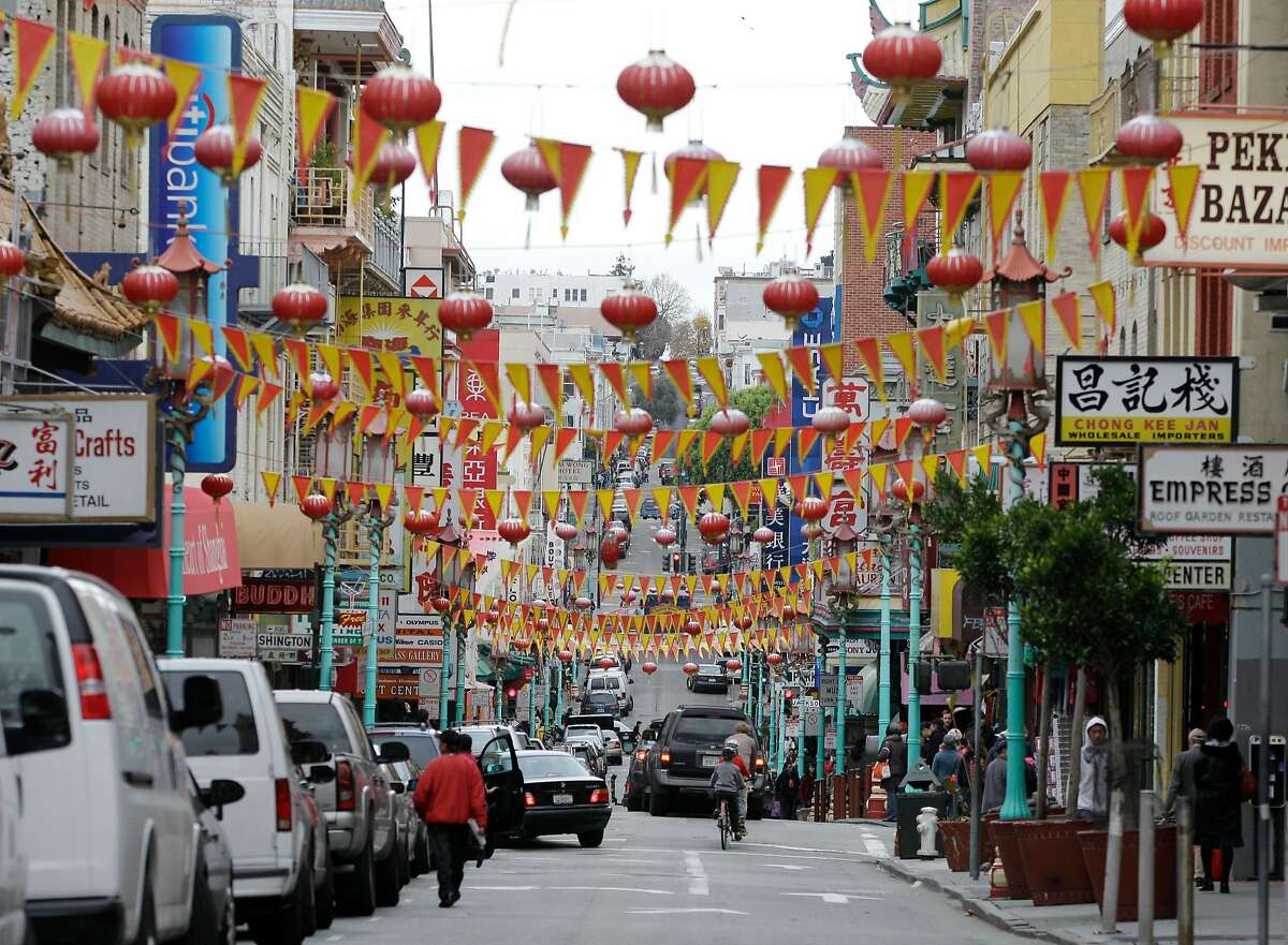 CHINATOWNThe case for Chinatown: