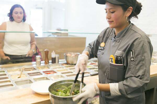San Francisco salad chain Mixt opening 2 East Bay restaurants with national expansion to follow