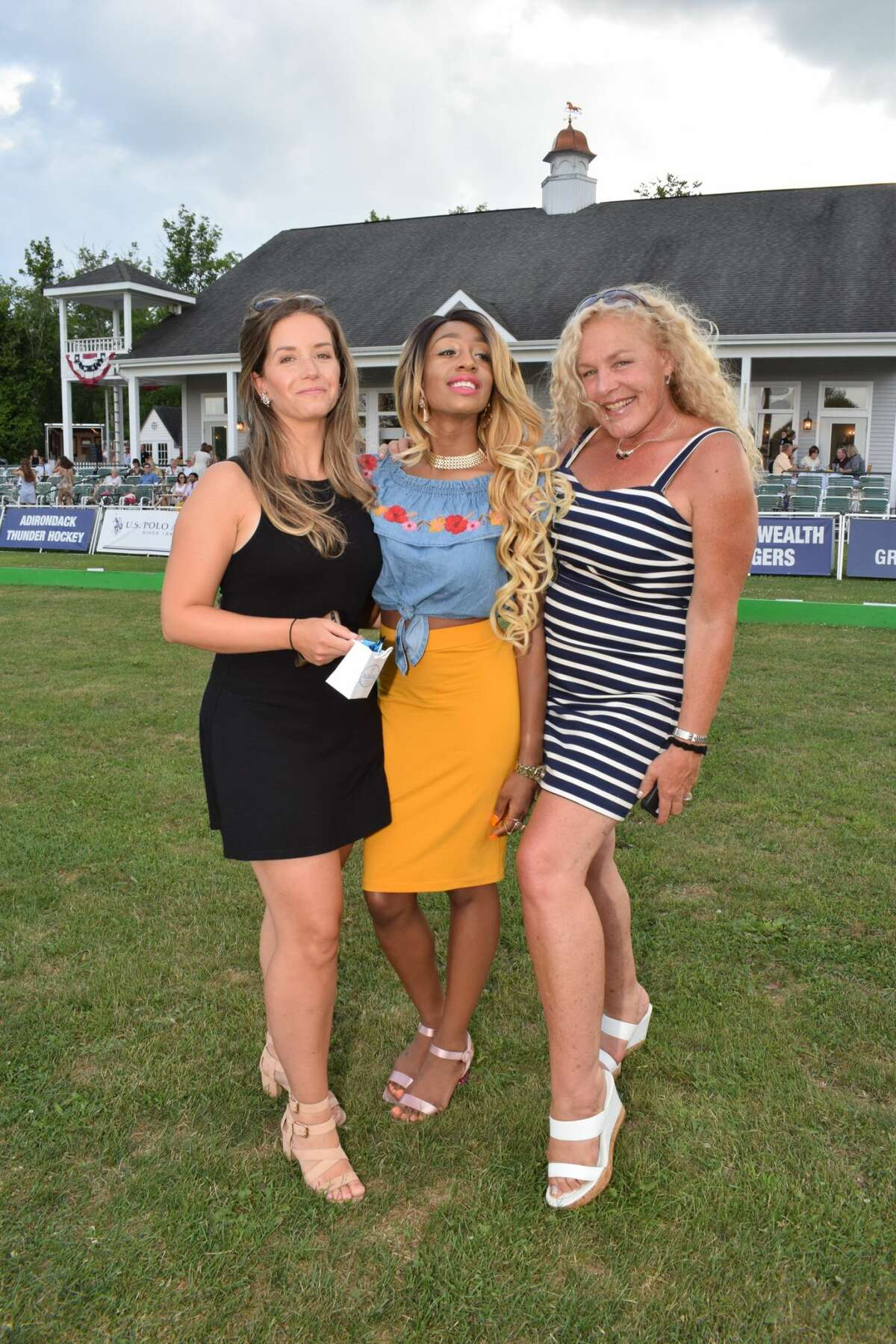 Were you Seen at The Veuve Clicquot Challenge Finals at Saratoga Polo Association on July 22, 2018?