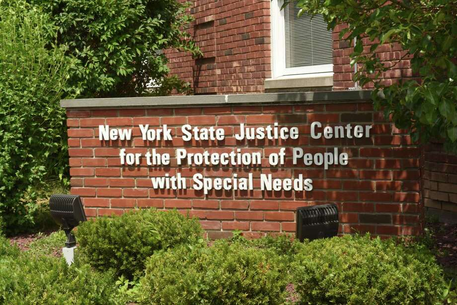 Exterior of the New York State Justice Center for the Protection of People with Special Needs on Monday, July 23, 2018 in Bethlehem, N.Y. (Lori Van Buren/Times Union) Photo: Lori Van Buren / 20044408A