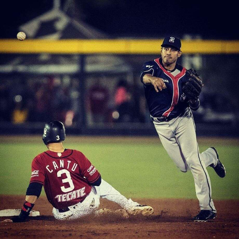 Josh Rodriguez and the Tecolotes Dos Laredos host Toros de Tijuana in a three-game series starting with a 7 p.m. game Tuesday in Nuevo Laredo. Photo: Courtesy Of The Tecolotes Dos Laredos
