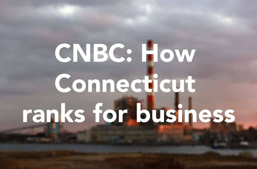 Here's how Connecticut stacks up on CNBC's annual ranking of best states for business.