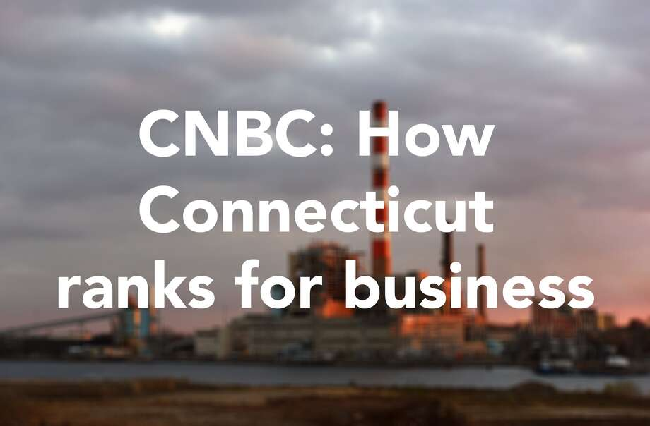 Here's how Connecticut stacks up on CNBC's annual ranking of best states for business. Photo: Tyler Sizemore