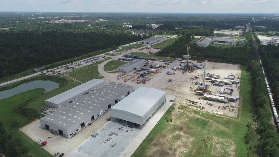 NEORig, a manufacturer of land drilling rigs and associated products, has added 57,024 square feet of assembly space at its 80-acre Conroe Business Park campus at at 100 North FM 3083 East. KDW, a Houston-based design/build firm, handled the project. Photo: NEORig / KDW