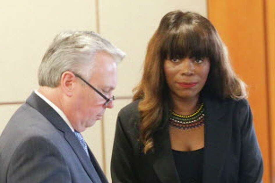 Darian Ward made her first appearance in Civil Court Tuesday, July 24, 2018 in Houston.