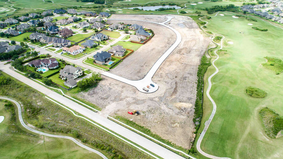 Wheelock Communities has started selling lots in one of the final neighborhoods in Magnolia Creek in League City. Photo: Wheelock Communities