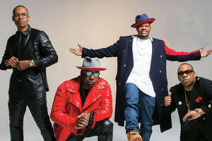 Bobby Brown and Bel Biv DeVoe are touring as RBRM.