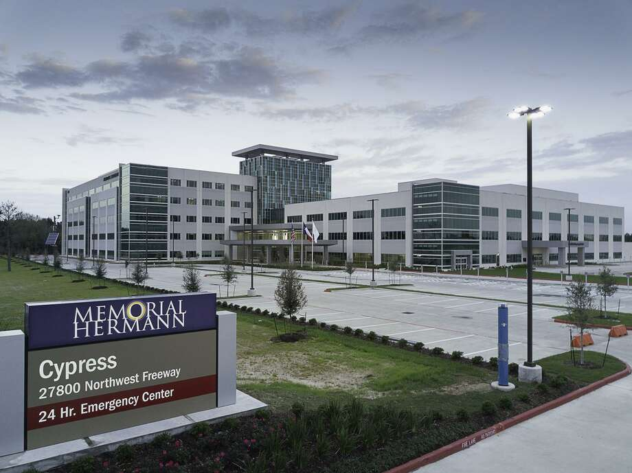 Memorial Hermann Cypress Hospital broke ground last week on their $25 million expansion within existing space on their campus. Parts of the expanded facility are to be open starting early next year. Photo: Memorial Hermann Cypress Hospital, Photographer / Memorial Hermann Cypress Hospital / 2017 James LaCombe