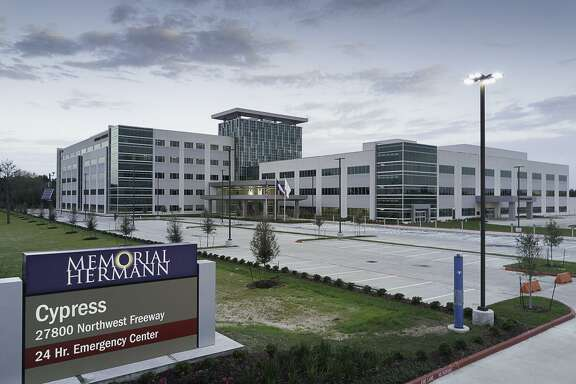 Memorial Hermann Cypress Hospital broke ground last week on their $25 million expansion within existing space on their campus. Parts of the expanded facility are to be open starting early next year.