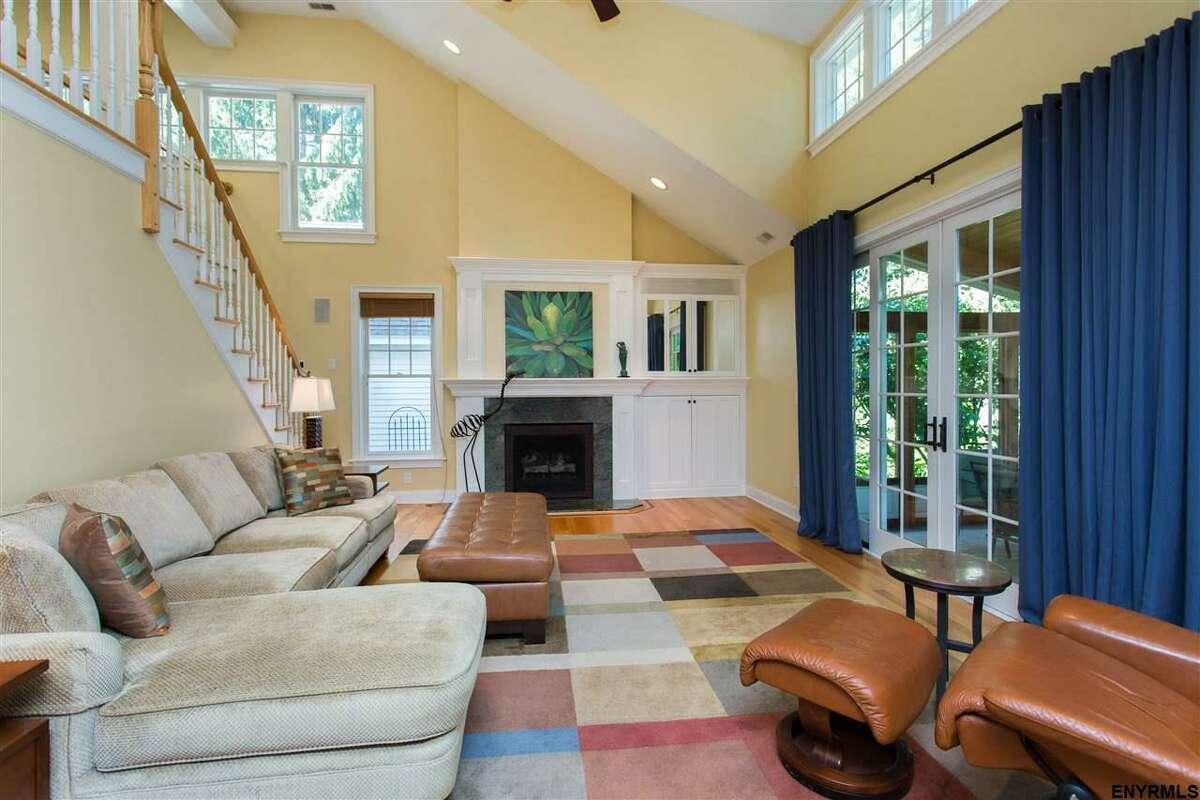 $719,000. 4 Ashley Pl., Saratoga Springs, NY 12866. View listing.