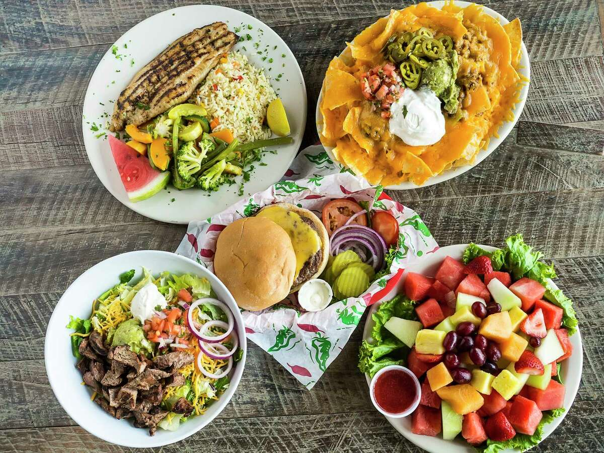 Entrees from Jax Grill, which will be opening a new restaurant in Katy in 2019.