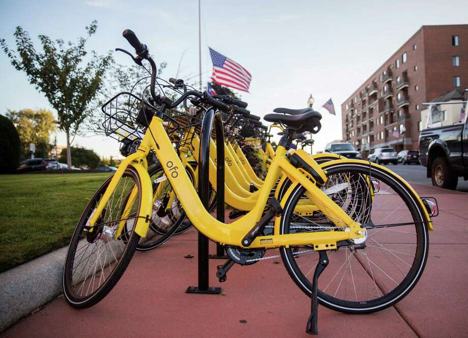 Ofo is one of seven dockless operators in Washington, D.C. Photo: Ofo / Ofo