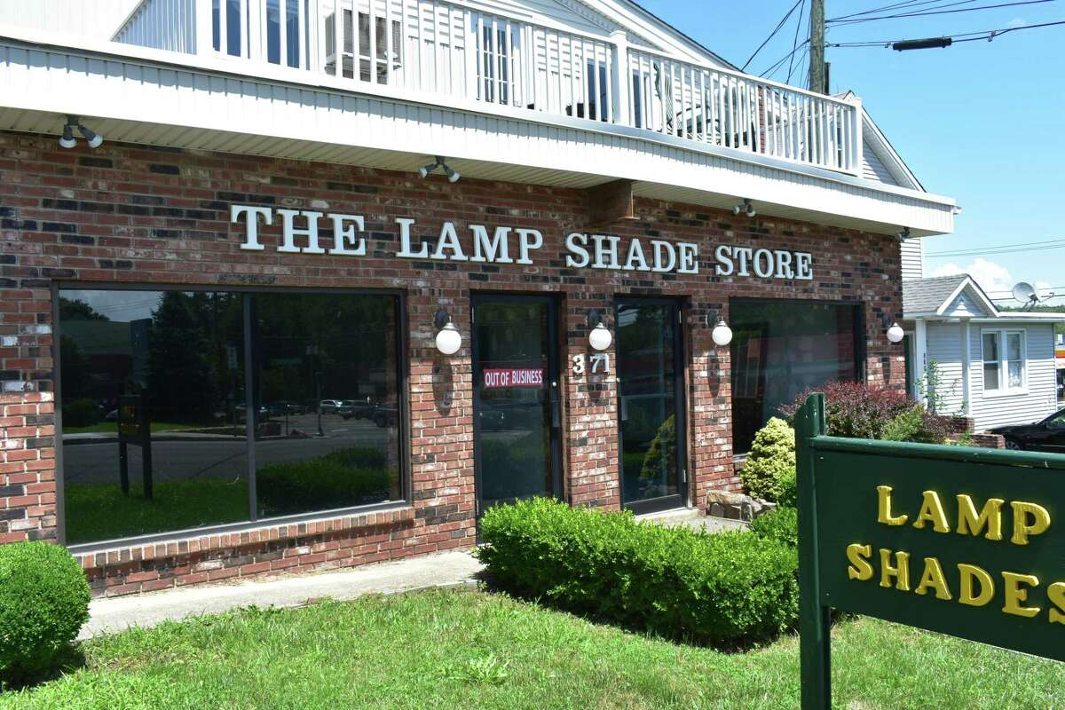 371 Westport Ave. - The lights are out at the Lamp Shade Store after it closed in quiet fashion at 371 Westport Ave. Mike Langton's shop was long a Norwalk mainstay boasting 20,000 lampshades in stock ranging in price from $15 to $150, and offering lamp repair and even production for those wanting a custom lamp. It is the latest retail closure on Westport Avenue that has seen Norwalk lose the likes of David Bridal and Nine West.