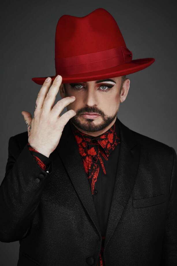 Boy George will play with Culture Club at Foxwoods Aug. 5 Photo: Courtesy Of Boy George / Contributed Photo