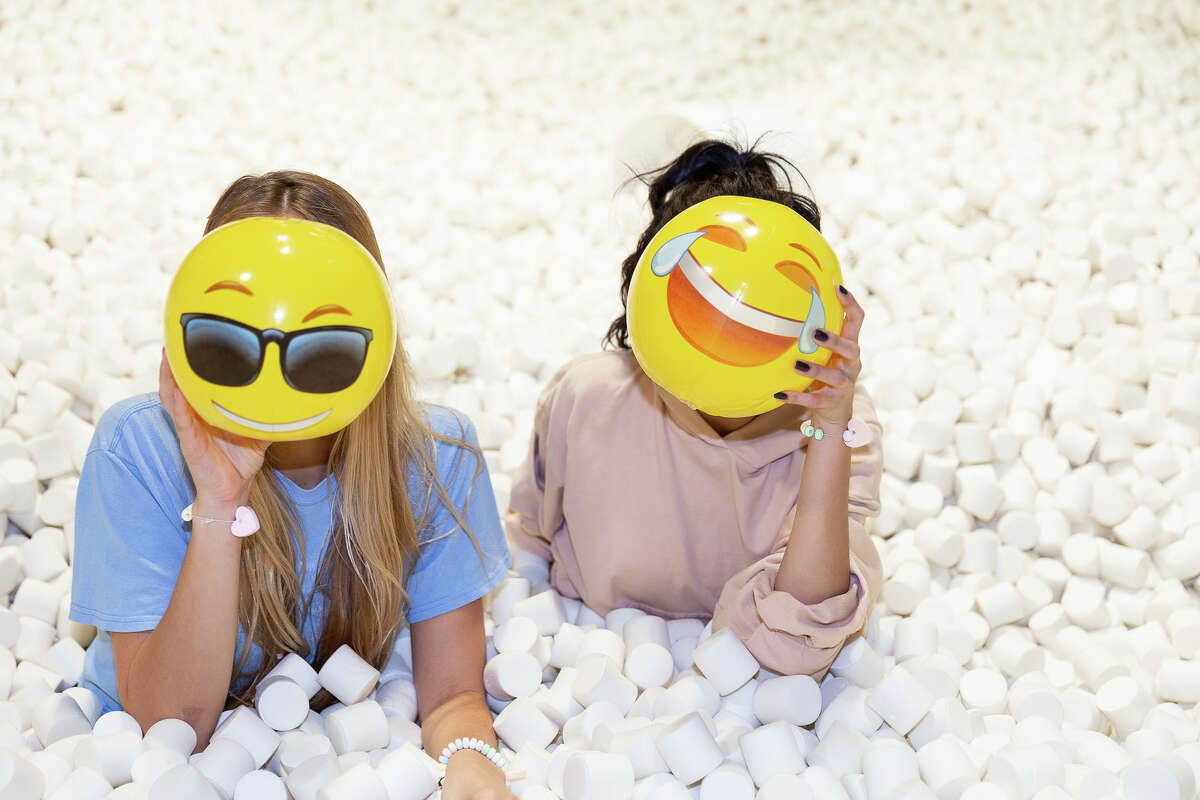 """Candytopia, a sugar-friendly """"experiential adventure,"""" is coming to San Francisco starting September 6, 2018."""