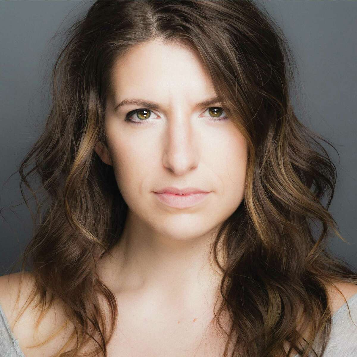 """Stephanie Genito plays Cassie, a dancer auditioning for a spot in a Broadway musical, in """"A Chorus Line,"""" on the stage at Ivoryton Playhouse, Aug. 8-Sept. 2."""