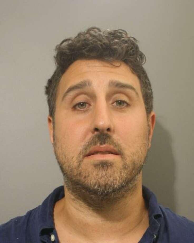 Jeffery Jacobs, 37, of White Plains, New York Photo: Wilton Police Department
