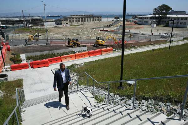 Hunters Point Shipyard residents sue developer, citing contamination