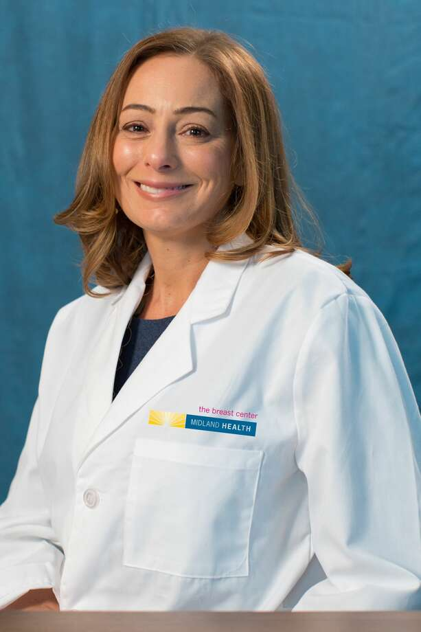 Dr. Gina Campagna is a radiologist at The Breast Center. Photo: Courtesy Photo