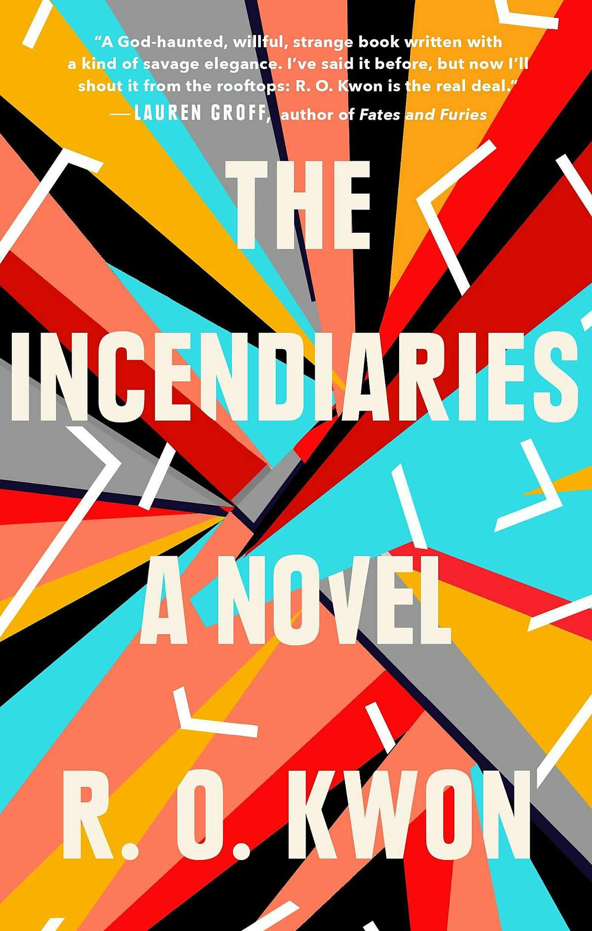 """""""The Incendiaries"""""""