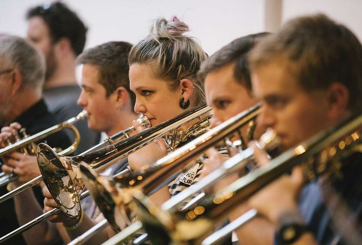 The Awesöme Orchestra Collective will perform the third part of