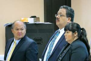 Laura Sánchez-Saldaña pleaded guilty on Tuesday, July 24, 2018 in the 49th District Court to intoxication manslaughter before Judge Joe Lopez.