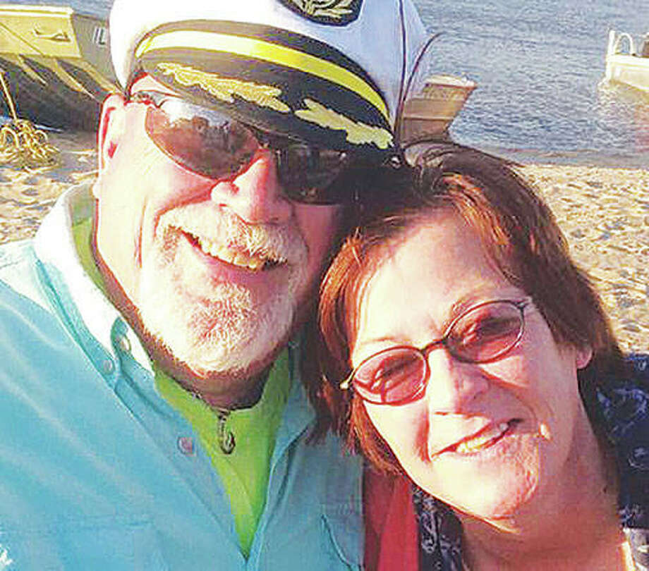 Grafton Alderman Dennis Day suffered second-degree burns and his wife, Beverly Day, suffered second- and third-degree burns when the couple's leisure boat exploded Saturday near the mouth of the Grafton Harbor. Photo:       Photo Provided