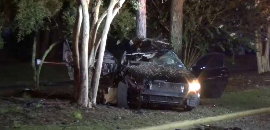 Two teenage girls --Salma Gomez and Chloe Robison --were killed in a crash in the 18300 block of Timber Forest near Atascocita Road on Wednesday, July 25, 2018. Continue clicking to see nearly two dozen businesses that allegedly sold alcohol to minors recently. Photo: Metro Video