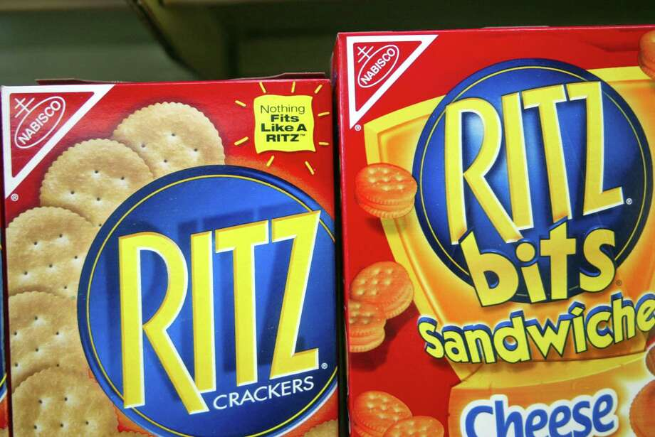 Mondelez Global LLC of New Jersey is recalling certain Ritz Cracker Sandwiches and Ritz Bits products because an ingredient in them may contain salmonella. Photo: Joe Raedle / Getty Images / Getty Images North America