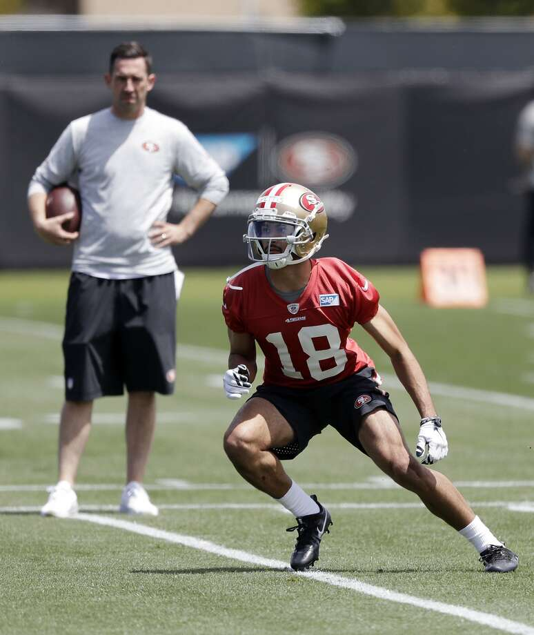 49ers Sign Rookie WR Dante Pettis On Eve Of First Camp