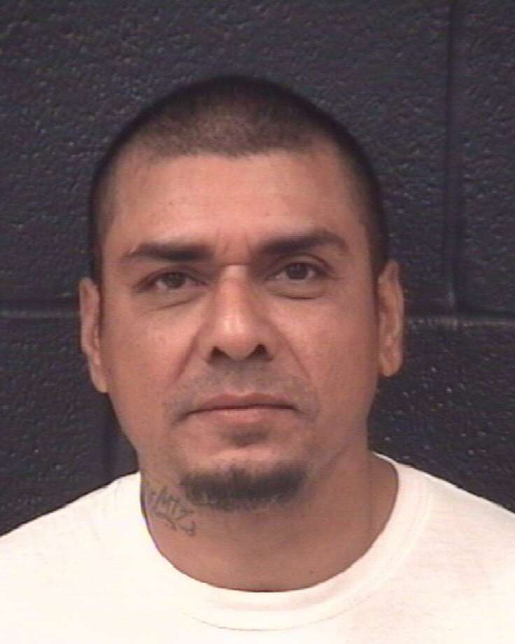Raul Alejandro Martinez, 46, is wanted on two warrants. To report his whereabouts, call Laredo Crime Stoppers at 727-TIPS (8477) Photo: Courtesy