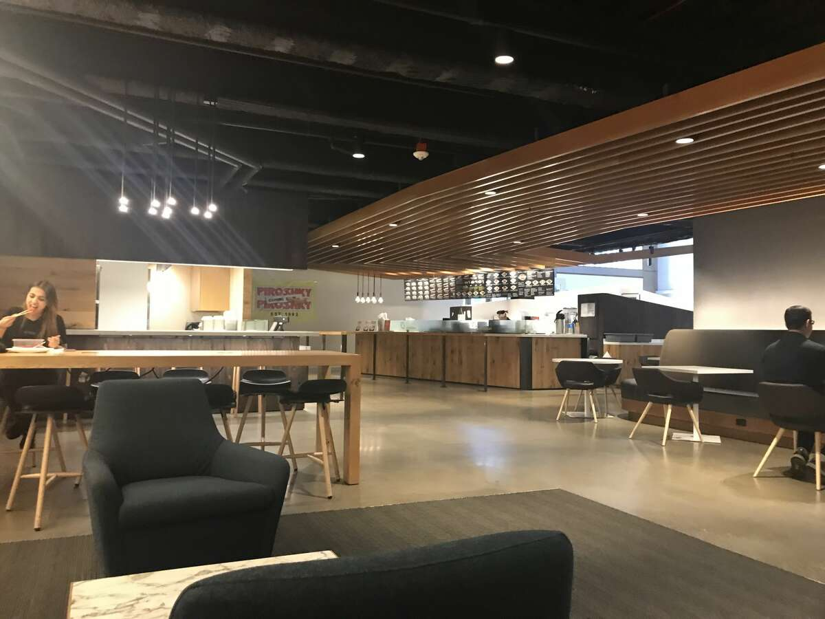 Piroshky Piroshky is expanding even more.A look at the Century Square location, which is slated to open in mid-August, which will be open Monday through Friday and have a serve-out window next to Chipotle.