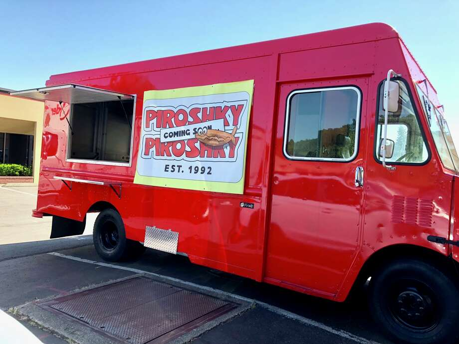 Piroshky Piroshky is expanding even more. Here's the food truck that you'll be seeing more places, including Hempfest. Photo: Piroshky Piroshky