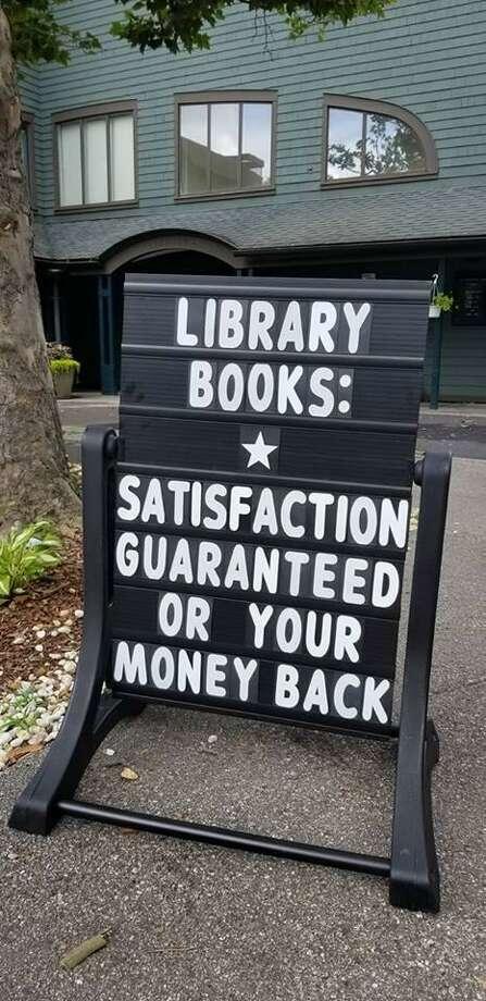 East Hampton Public Library Photo: Courtesy Photo