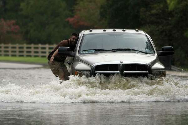 Houston Transtar Develops Flood Warning System For Local Roads