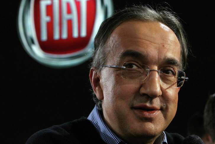 Sergio Marchionne, CEO of Fiat Chrysler, at the 2011 North American International Auto Show in Detroit. Marchionne, the executive who pulled two ailing carmakers from the brink of collapse and led the improbable transformation of Fiat Chrysler into an automotive giant, died on Wednesday, July 25, 2018, after suffering complications from shoulder surgery, the holding company that founded Fiat said. He was 66.