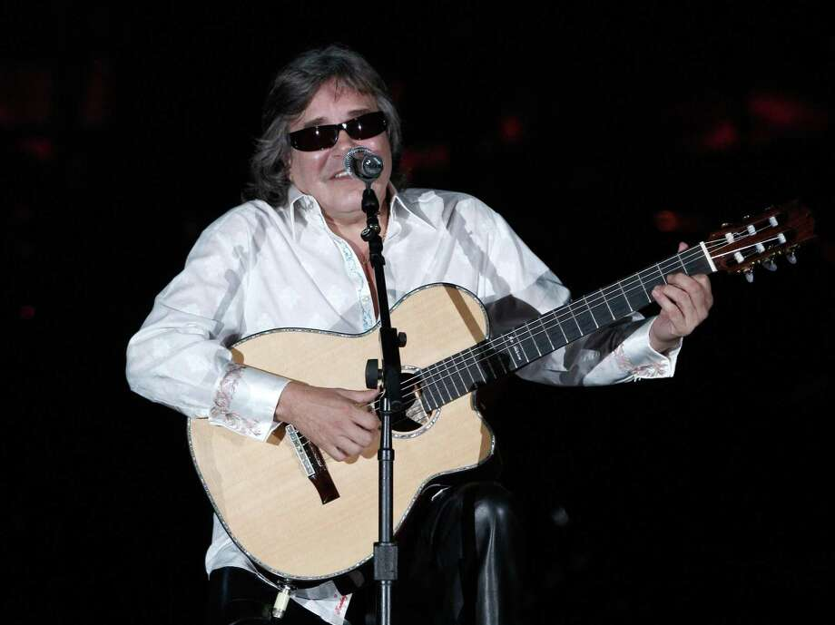 "José Feliciano will perform at the inaugural ""Music for the Generation"" at Shaboo Stage in Willimantic on Friday night. Tickets may be purchased here. Photo: Kevin Winter / Getty Images / 2008 Getty Images"