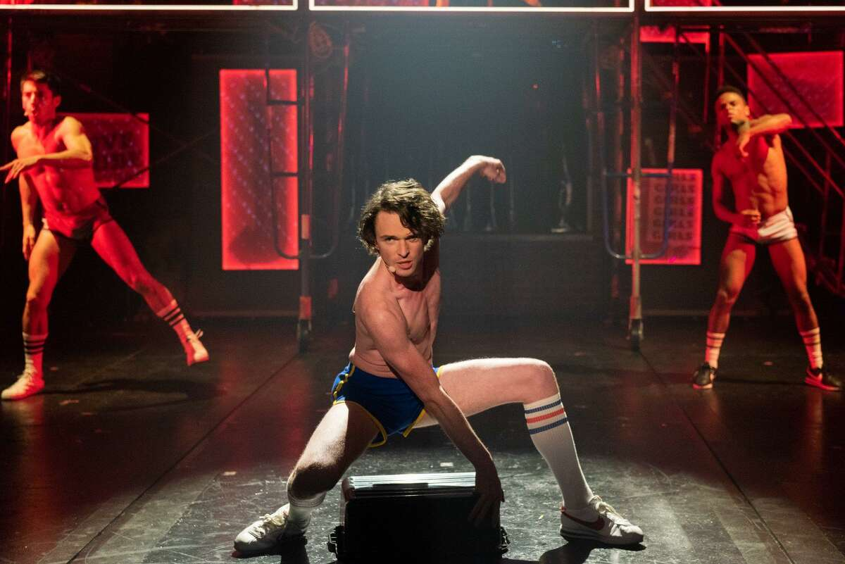 """""""This Ain't No Disco"""" is an off-Broadway tribute to the days of Studio 54."""