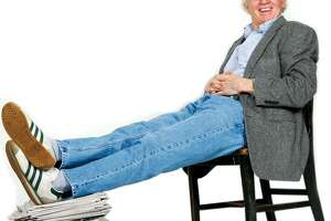 S Magazine humor columnist Jim Shea