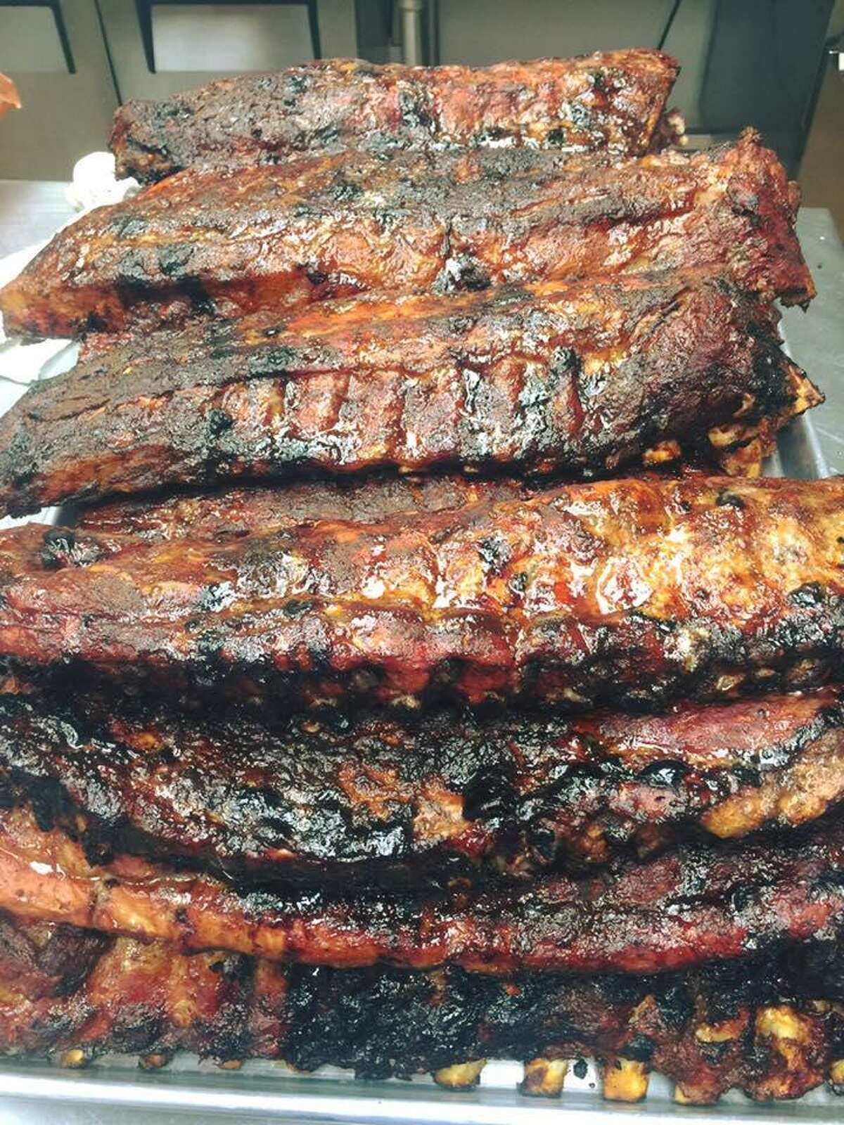 DrewbaQ ribs are worth lining up for.